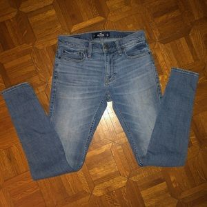 Hollister Stacked Super Skinny Jeans 29 X 30 •NWOT